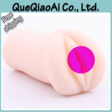 QJ318    Realistic Vagina, Wild  Motorcycle Girl Pussy, Pocket Pussy, Sex toys for Man, Sex Products