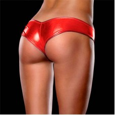 Sexy Panties Women Underwear Special Sexy Metallic Briefs Lingerie G-String Micro Thongs 16 Colors